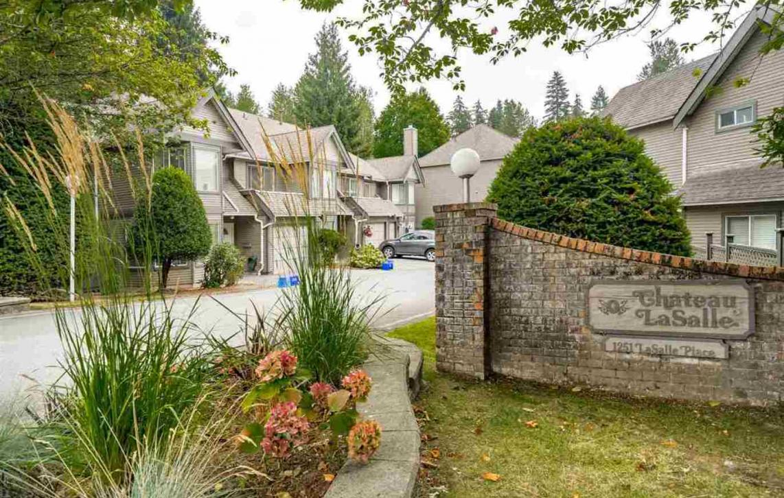 3 - 1251 Lasalle Place, Canyon Springs, Coquitlam